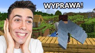 WYPRAWA z ELYTRĄ w Minecraft!