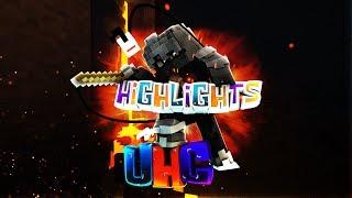 UHC Highlights 3 - 15 reasons why i won a Badlion - (FFA BADLION)