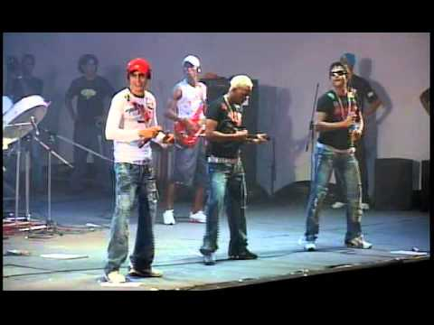 Swing Do P - Salvador Fest 2007 (Completo)