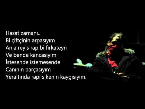 Stabil - Ben Kimim ( Lyric Video )