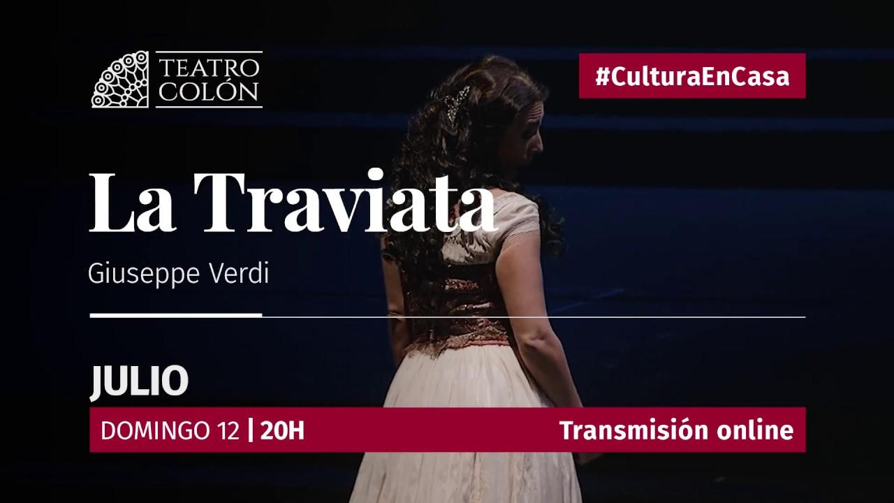 Transmisión de La Traviata