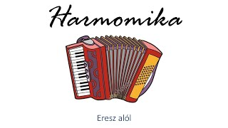 Hangszer ovi - Eresz alól (harmonika) / Hungarian folk children song with animals