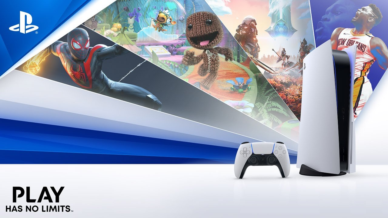 New and Upcoming Games for PlayStation 5