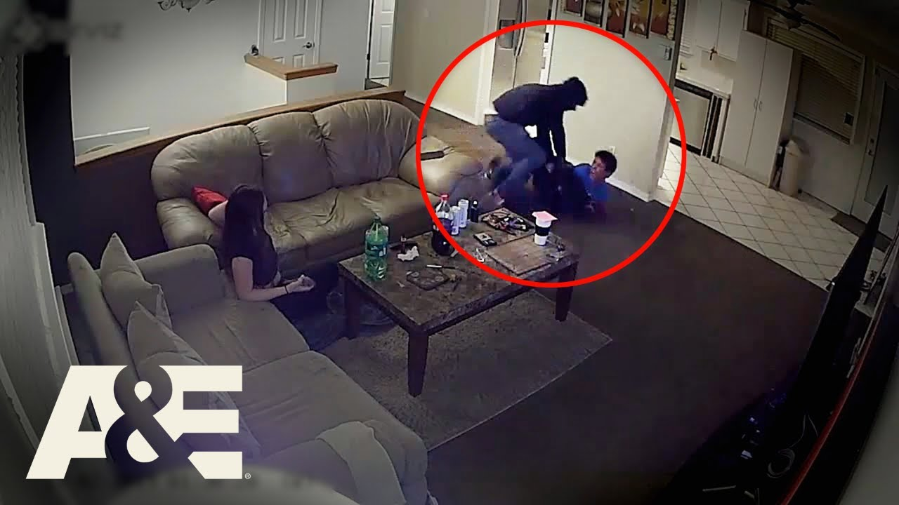 I Survived a Crime: Man Fights Off Armed Home Invader to Protect Fiancé | A&E