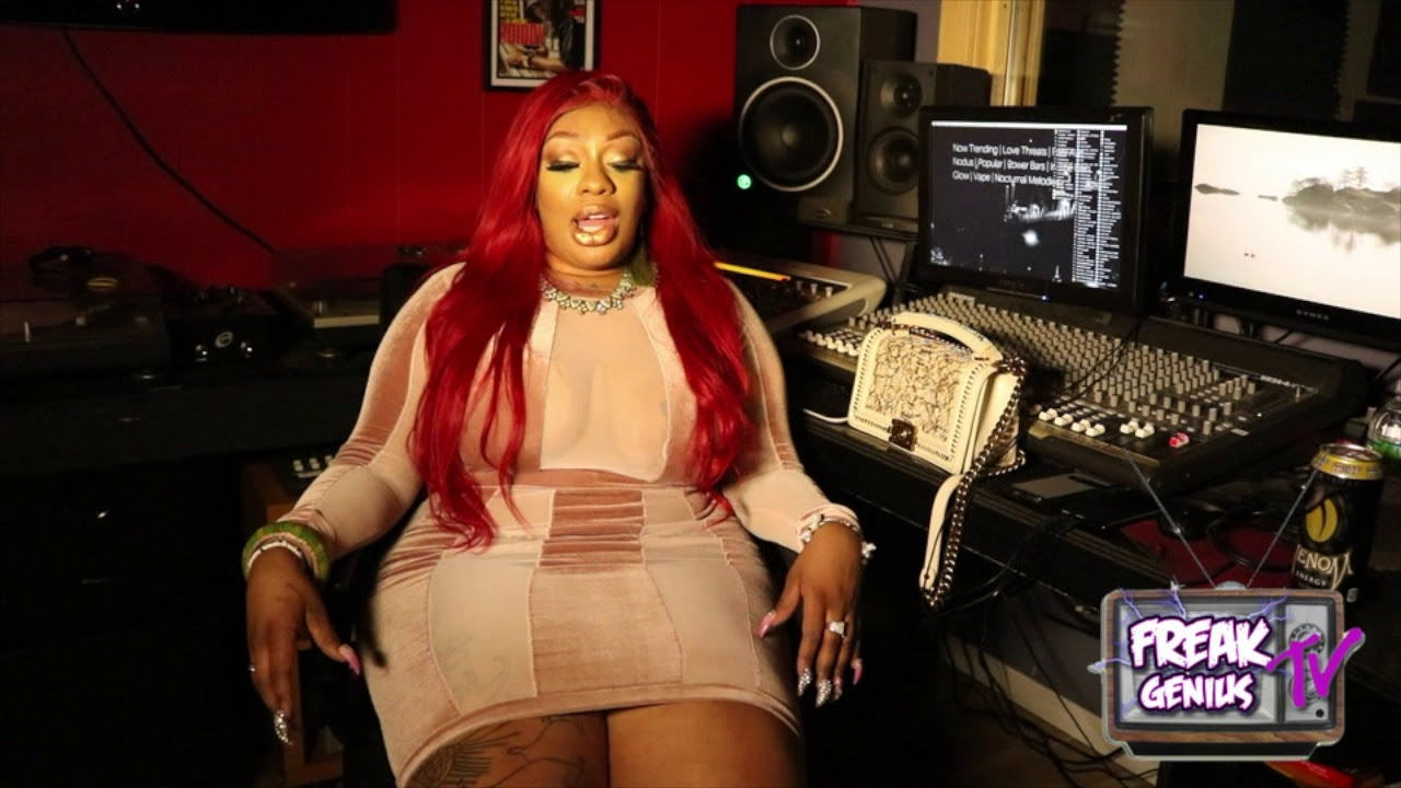 Lethal Lipps Talks Love And Hip Hops Ju Ju Shes Just Salty Shes Nobody Part 5