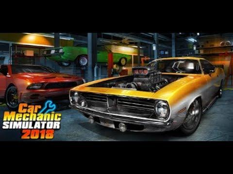 Let's Play Car Mechanic Simulator 2018 #206 – Motor generalüberholt und Vorderachse