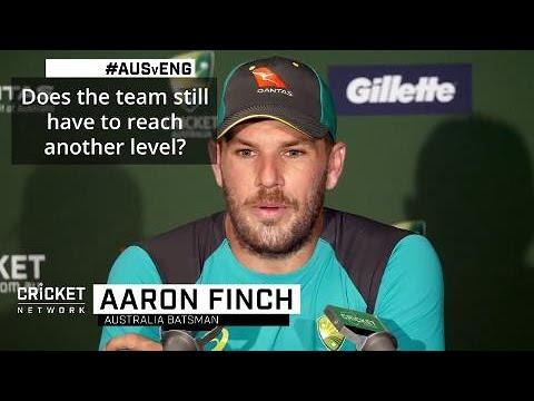 Finch confident of Australia's depth