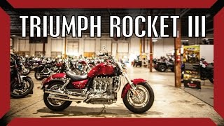 The Triumph Rocket III - Beautiful Fury - Let's Ride Ep. 4
