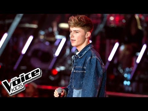 "HRVY - ""Personal"" - The Voice Kids Poland 2"