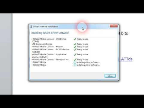 Configuring Huawei E397 E3276 E3272 E8376 Windows 10 Windows 8 1 Windows 7