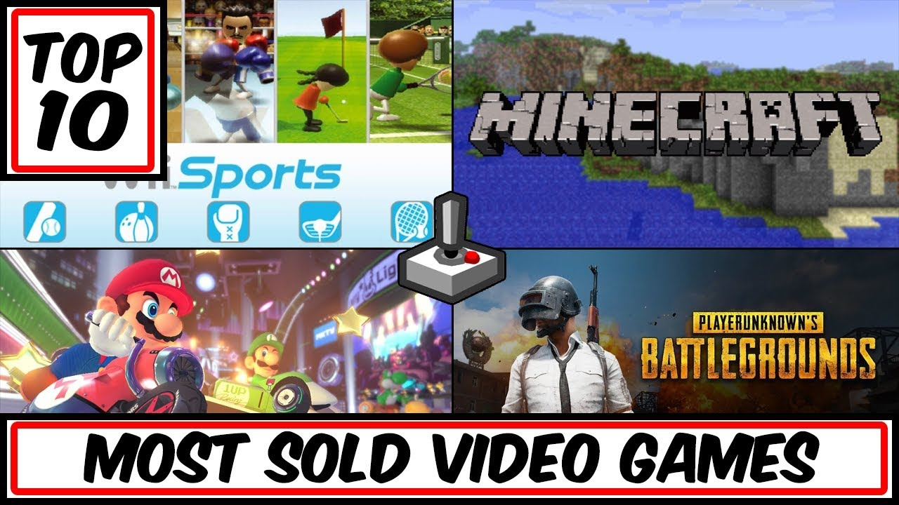 Video Game Charts, Game Sales, Top Sellers, Game Data ...