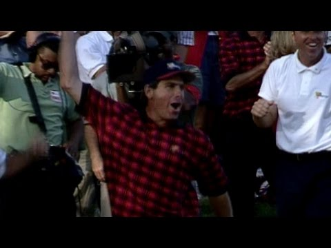 Top 10: Presidents Cup shots