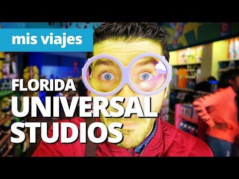 UNIVERSAL STUDIOS FLORIDA | Atracciones y Mardi Gras