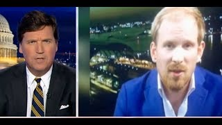 LEAKED VIDEO: Tucker Carlson Triggered in Unaired Interview