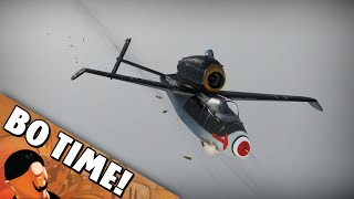 "War Thunder - He 162 ""The Salamander Does Bite"""