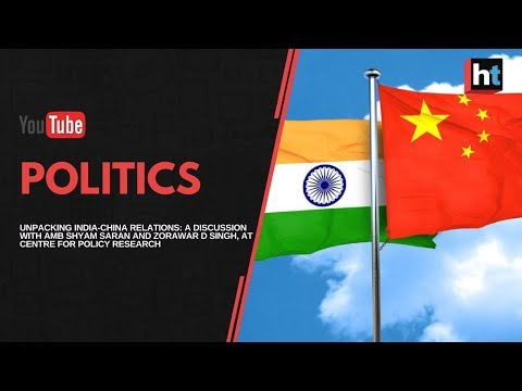 Unpacking India-China relations