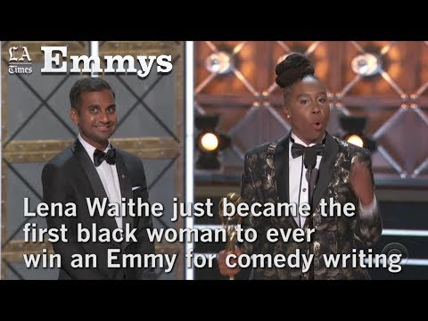 Download Youtube: Watch Lena Waithe's historical win at the 2017 Emmy Awards   Los Angeles Times