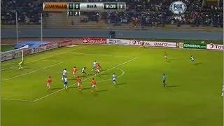 Universidad César Vallejo 2 (7) - (6) 0 Bahia Copa Sudamericana 2014