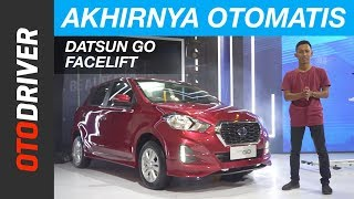 Datsun Go Facelift 2018 | First Impression | Otodriver