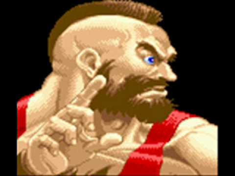 Super Street Fighter 2 OST (SNES) - 12. Zangief Theme