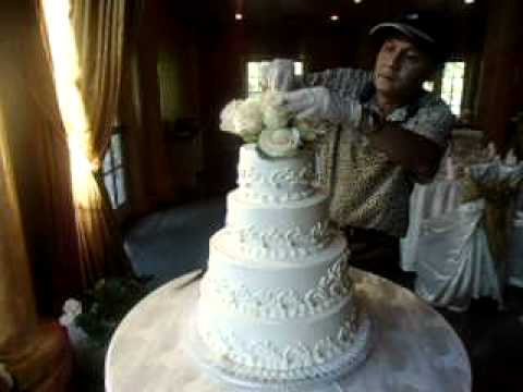 le cafe wedding cake le bec fin bakery wedding cake 16782