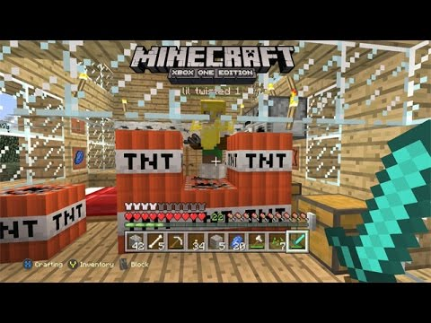 Diamond Dance and Now I'm Soooo Lost!!! - Minecraft: Xbox One Edition
