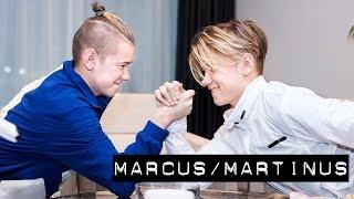 Marcus & Martinus – armbrytning