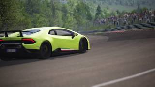 Assetto Corsa [PS4] - Lamborghini Huracan Performante at Nürburgring Nordschleife