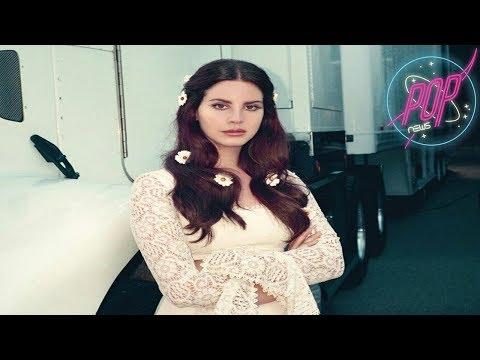 Lana Del Rey desvela contenido de Lust For Life