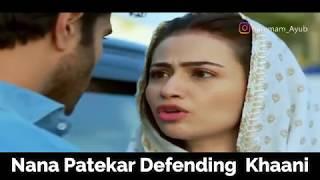 Nana Patekar Reply To Feroze Khan Har Pal Geo