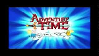 ADVENTURE TIME theme song long version(song+vid fanmade)