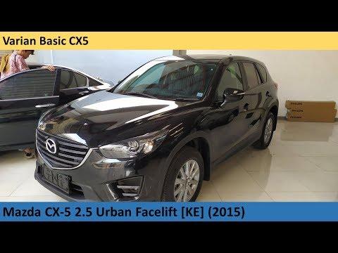 Mazda CX-5 Urban Facelift [KE[ (2015) review - Indonesia