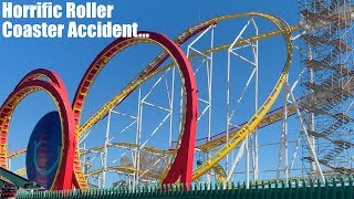 Horrific Roller Coaster Accident in Mexico