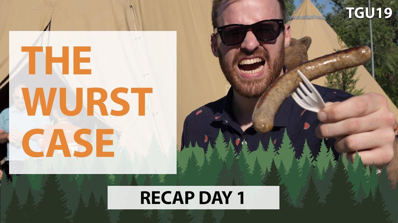 #TGU19 | Recap Day 1 | Summercamp is Open | Thomann