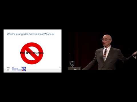 Segment 3: Pre IPO discounts and option valuation methods don't work!