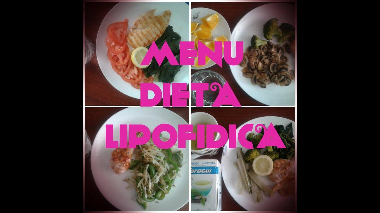 dieta lipofidica in italiano