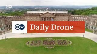 #DailyDrone: Willhelmshöhe Palace | DW English