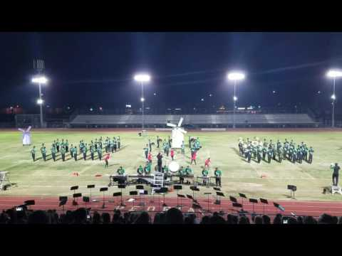 Peoria High School Marching Band