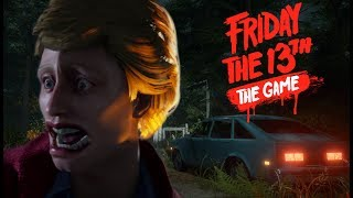 Friday the 13th: The Game | CHAD'S RAD ESCAPE!