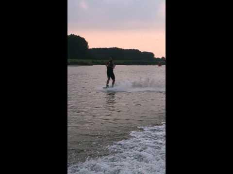 Wakeboarding @ Hollandse IJssel 2014