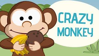 Baixar Crazy Monkey - Nursery Rhymes - Toobys
