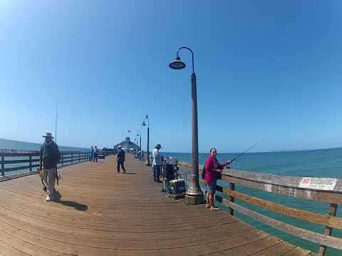 IB Pier Fishing