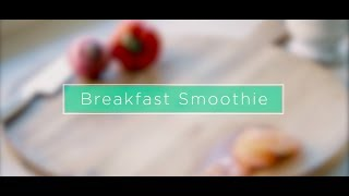 EASY High Protein Breakfast Smoothie! // Get Going Nutrition Ep05
