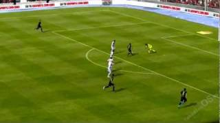 FIFA 12 - ميسي بتعليق يوسف سيف | Arabic commentary #2