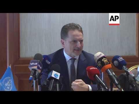 UNRWA announces shortfall of 21 million US dollars