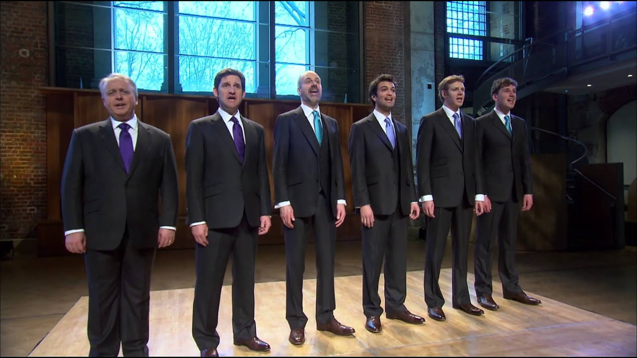 The King's Singers - Gaudete - YouTube