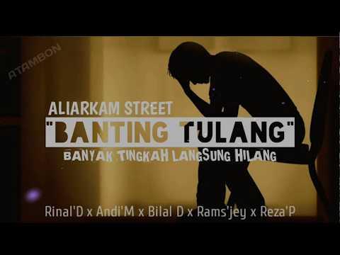 Aliarkam Street - Banting Tulang (Banyak Tingkah Langsung Hilang) Lagu Acara Merauke 2017