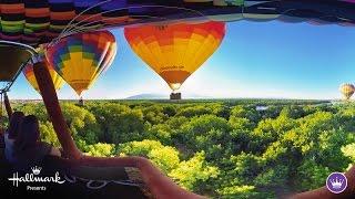 Hallmark VR - Soar in a Hot Air Balloon