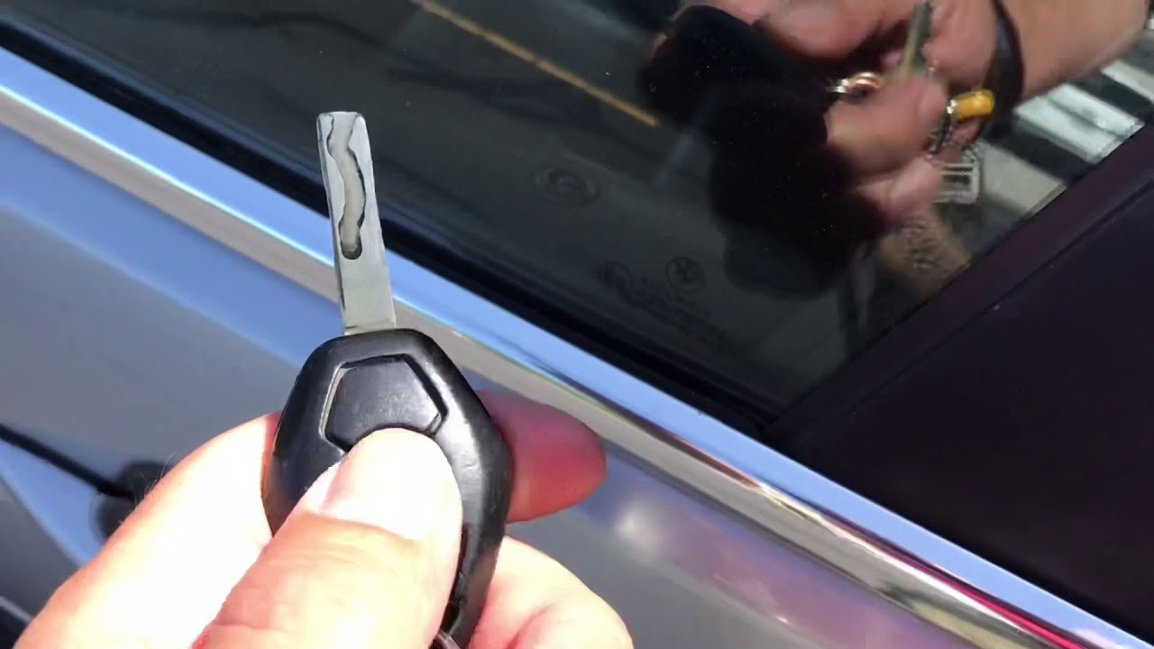 E46 Battery Dead And Door Won T Open With Fob Fixed Youtube