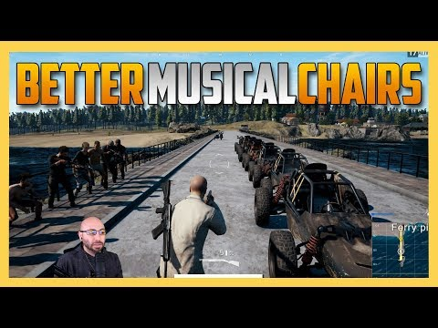EVEN BETTER Musical Chairs Mode!